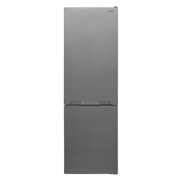 Хладилник с фризер Sharp SJ-BB10IMXL1*** , 336 l, A+ , Инокс